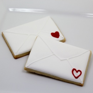 love letters cookes