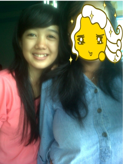 With The Most Pretty among us :D Nia!