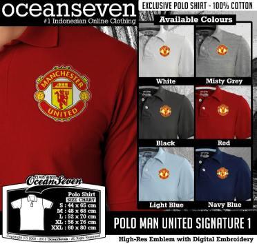 Polo Man United Signature 1
