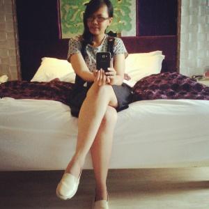 Rugi mah kalau gak selfie di hotel mahal XD